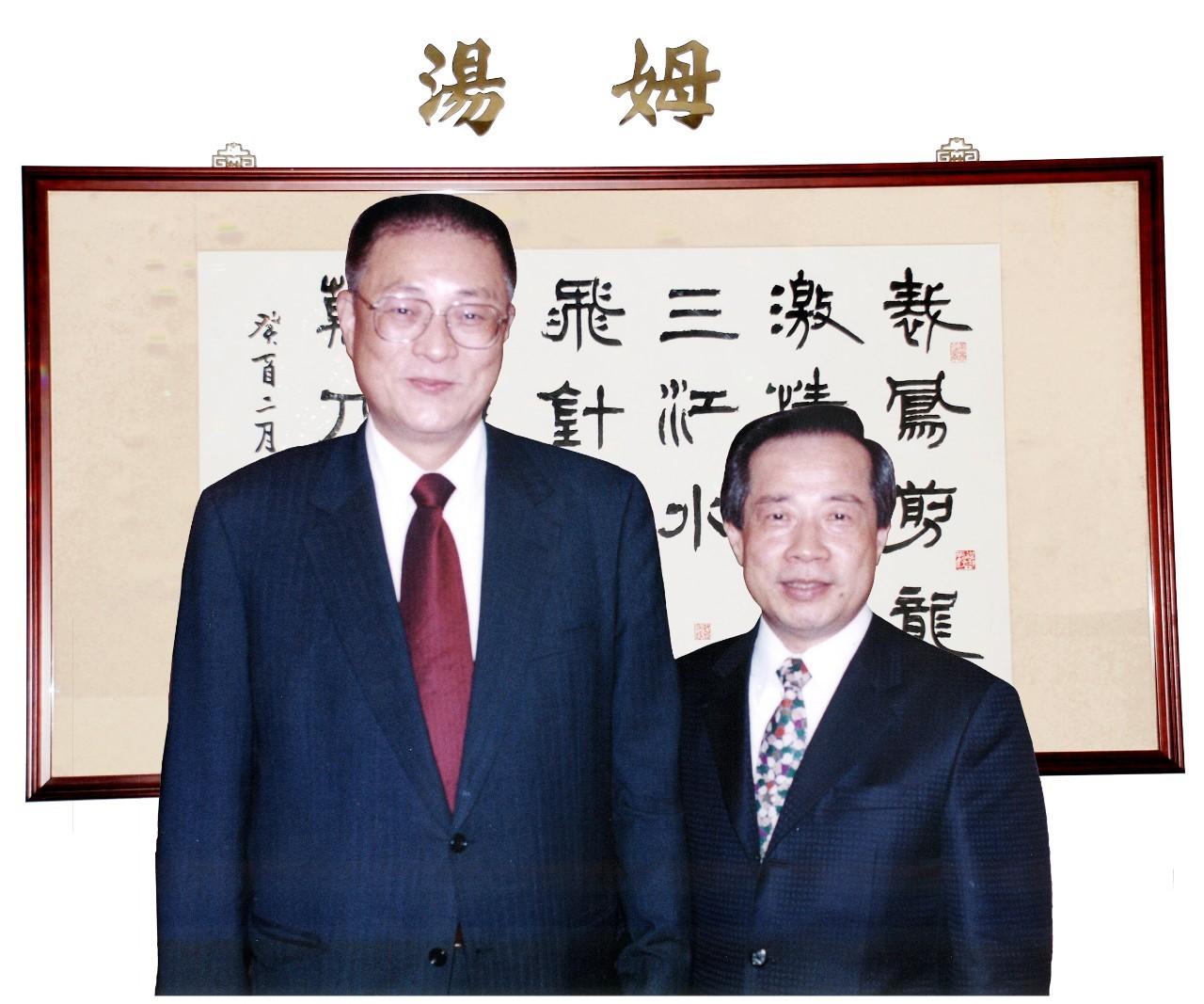 國民黨主席 吳敦義先生
