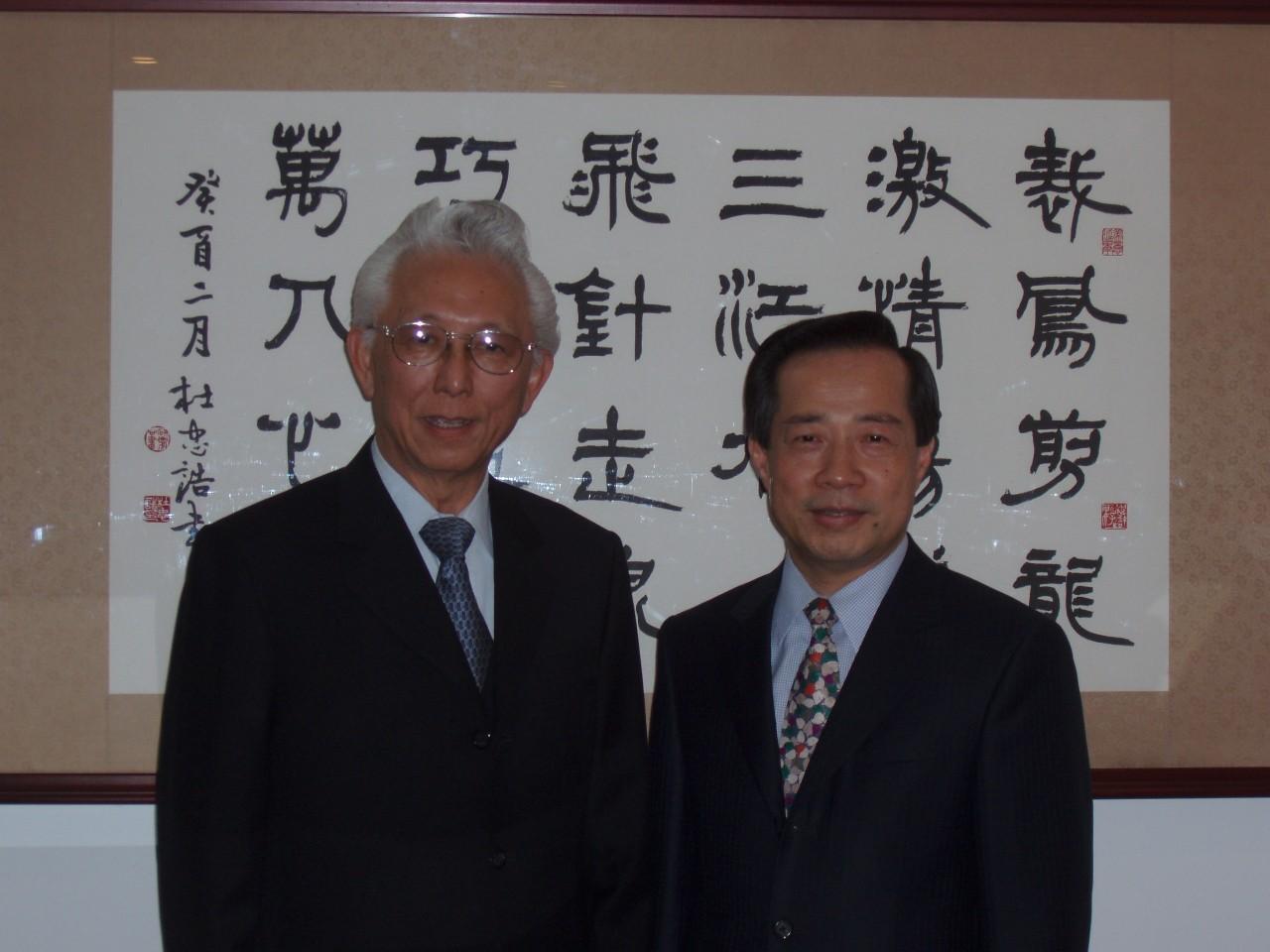 劉寬平先生